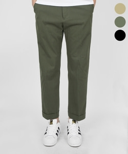 TRMARK WIDE PEACH COTTON PANTS