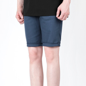 TRMARKCOTTON CROP HALF PANTS NAVY