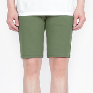 TRMARK COTTON PLAIN HALF PANTS KHAKI