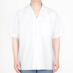 TRMARK PLO_001 LAYERD SHIRT WHITE