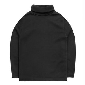 TRMARK NAPPING SOFT TURTLENECK BLACK