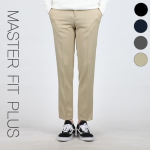 TRMARK MASTER FIT SLACKS PLUS BEIGE