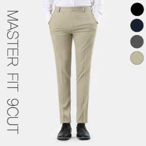 TRMARK MASTER FIT 9CUT SLACKS  BEIGE